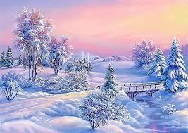Image result for зимние пейзажи картинки