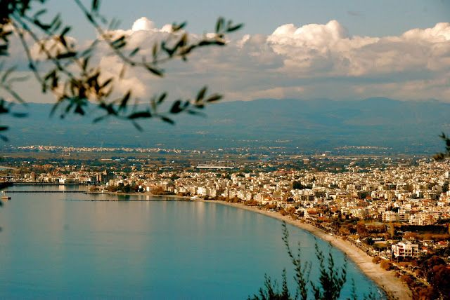 Greeker Than The Greeks: Kalamata, Messinia. Second largest city of the Pel...