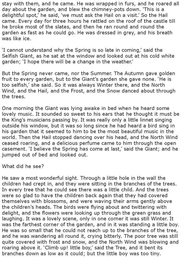 Short Story Lesson Plans Grade 6