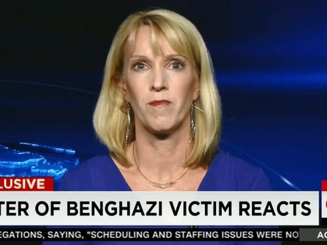 Hillary Clinton's campaign is PANICKING about this! The heartbroken sister of fallen Benghazi hero Glen Doherty delivered her sharpest criticism yet of former U.S. Secretary of State Hillar…