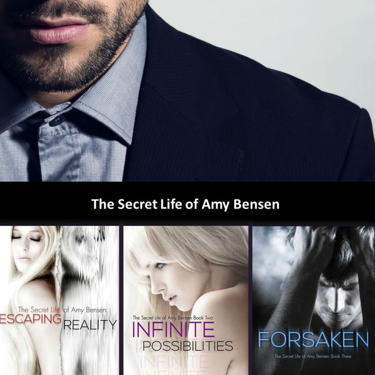 The ultimate alpha billionaire in a sexy, thrilling mystery. The Secret Life Of Amy Bensen. Read book 1 before Book 3 comes out in August. Chapter 1 of Book 1: http://lisareneejones.com/books/escaping-reality/#read-an-excerpt