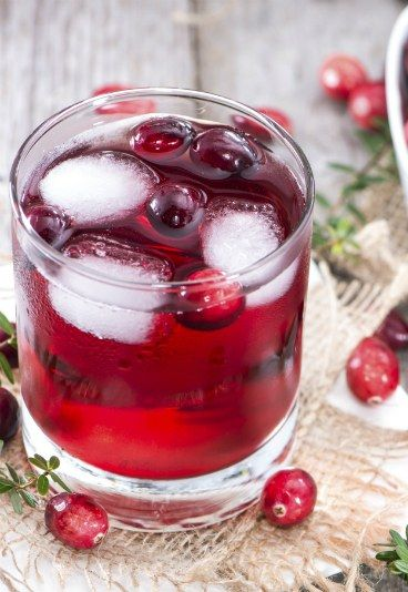 Benefícios do suco de cranberry