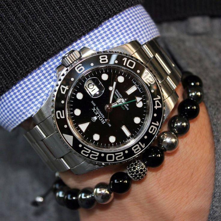 Rolex GMT-Master II | #WRISTPORN by @D.Stabile  | www.wristporn.com