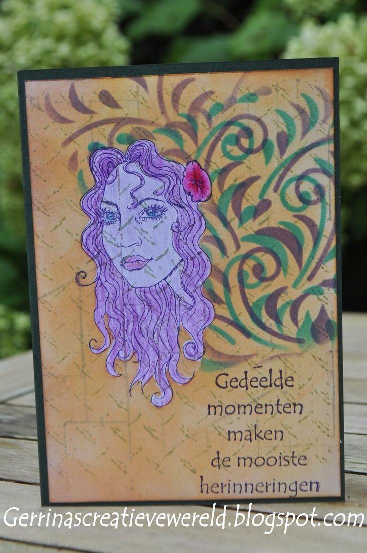 Gerrina's Creatieve Wereld: Herinneringen / Memories