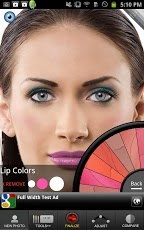 App Android Maquillaje Modiface