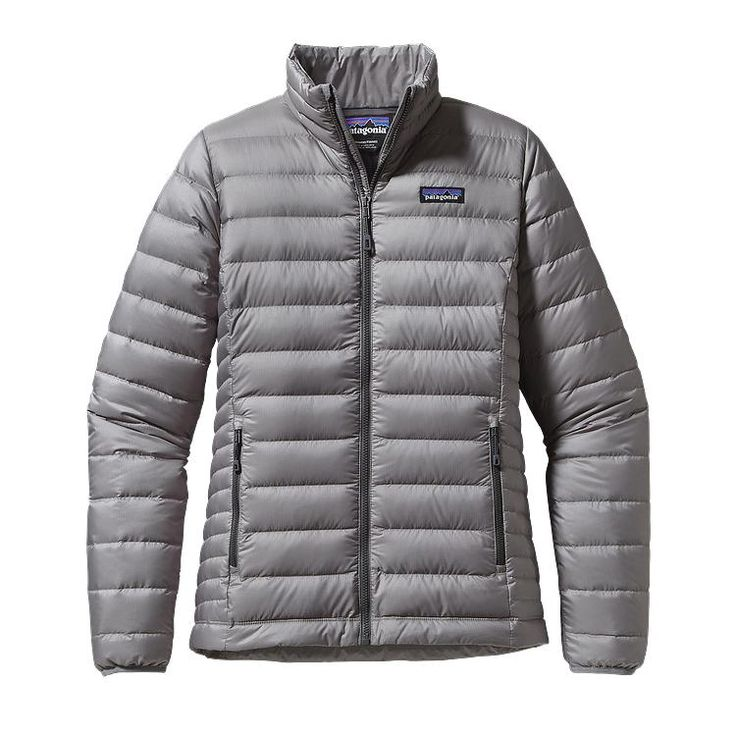 Patagonia Women\'s Down Sweater Jacket - Feather Grey FEA