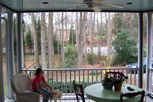 Mosquito Net Porch Screen Home Sweet Home Pinterest Mosquitoes Porches And Chang 39 E 3