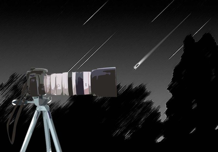 How to Watch the Perseid Meteor Shower -- via wikiHow.com