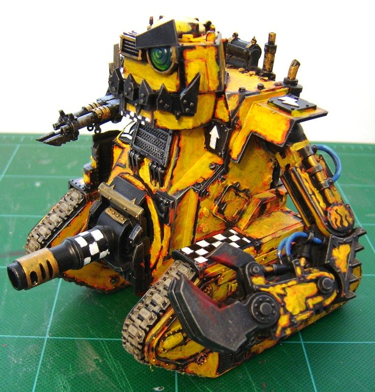 Now that's what I call a stompah!! - orks 40k, Kustom