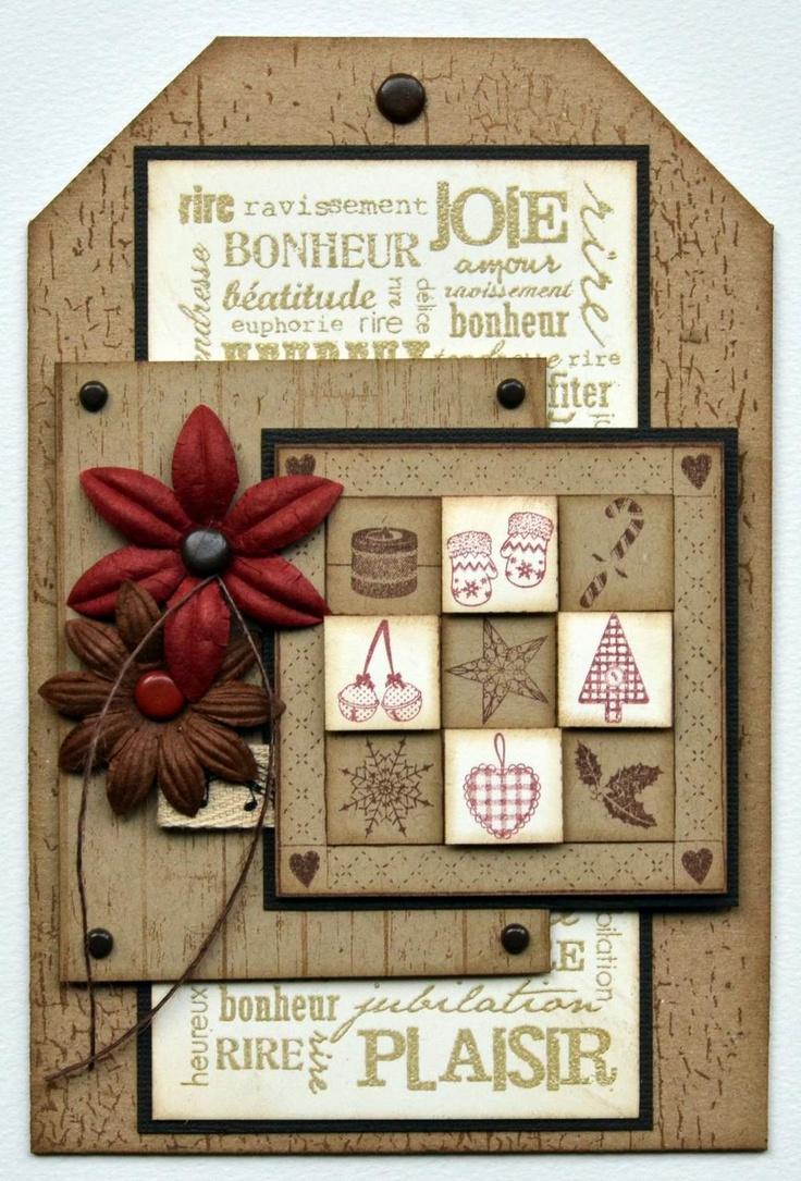 Créations avec la collection 13 Florilèges Design – Pat