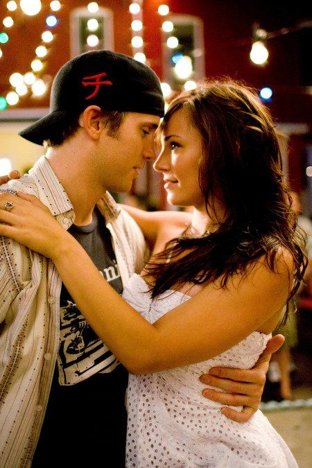 Still of Briana Evigan and Robert Hoffman in Step Up 2: The Streets