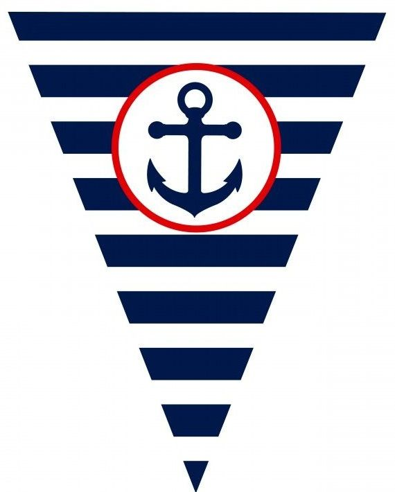 Nos encanta el estilo navy, con detalles marineros