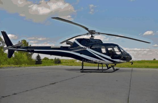 1998 Eurocopter AS350B3