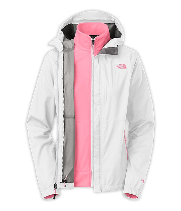 The North Face Women's Jackets Vests 3-in-1 Jackets WOMEN'S MOMENTUM  TRICLIMATE®