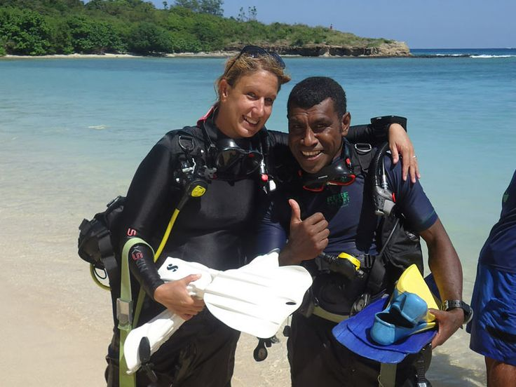 Vinaka Fiji Marine Volunteers