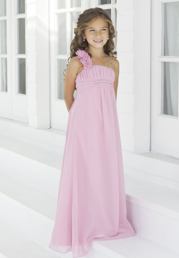 jr bridesmaid dress with lace | junior bridesmaid dresses chiffon