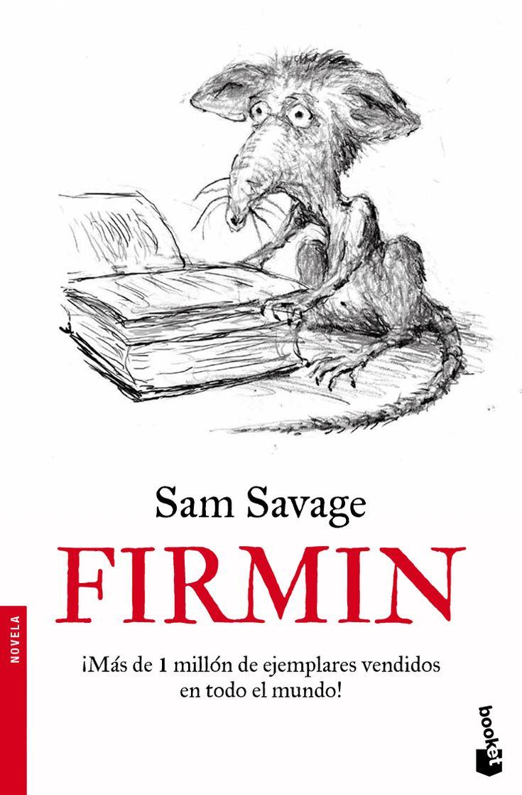 Un relato de humor negro sobre el poder de la literatura.Nacido en una pequeña librería en un decadente barrio de Boston, Firmin aprende a leer digiriendo su nido hecho de un libro cortado a tiras. Pero rápidamente comprende que una rata culta es una rata solitaria.