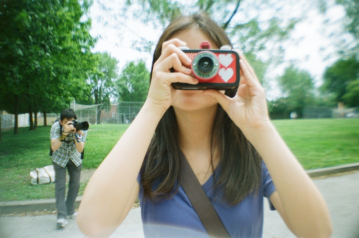 Luminato Youth Volunteer Photography Program #artmatters