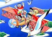 Doraemon Air Puzzle | Juegos Doraemon - el gato cosmico jugar