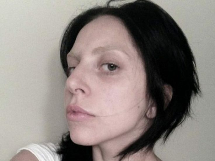 Lady Gaga Without Makeup -- See Her Dramatic Before & After