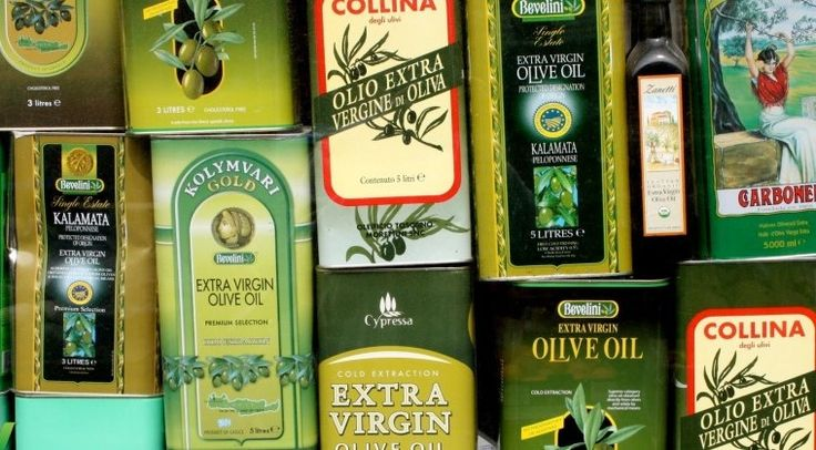 olive oil FI - Most are fakes!   Good ones:      California Olive Ranch     Cobram Estate     Corto Olive     O-Live     Oleoestepa     Ottavio     Omaggio