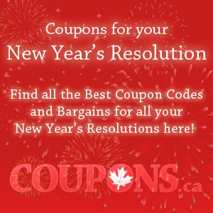 Canadian coupon site