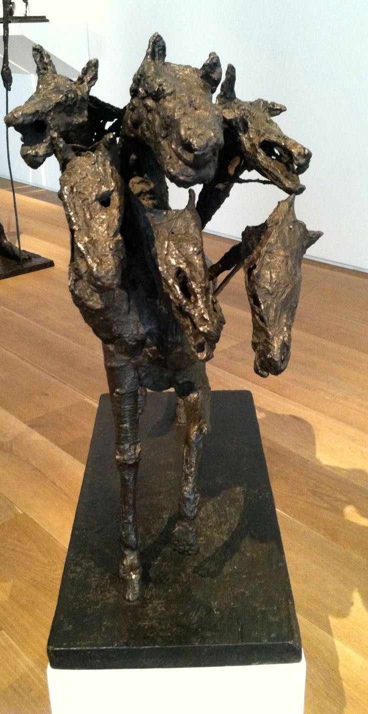 Germaine Richier - 'Le cheval à six têtes, grand,' Germaine Richier, 1954-1956. '