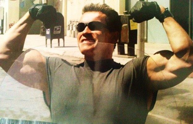 Arnold Terminator 5   Arnold schwarzenegger   Pinterest ...