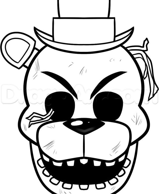 21 Inspired Picture Of Five Nights At Freddy S Coloring Pages Entitlementtrap Com Fnaf Coloring Pages Coloring Pages Coloring Books