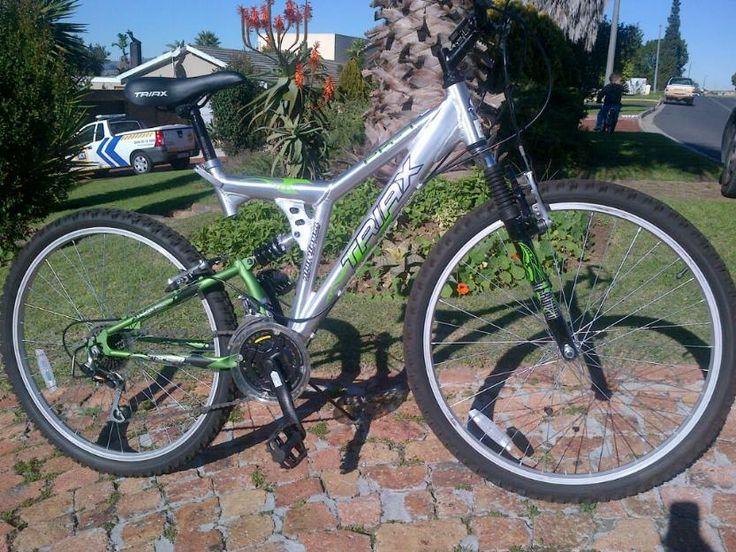 silvet gt mountain bike full suspension