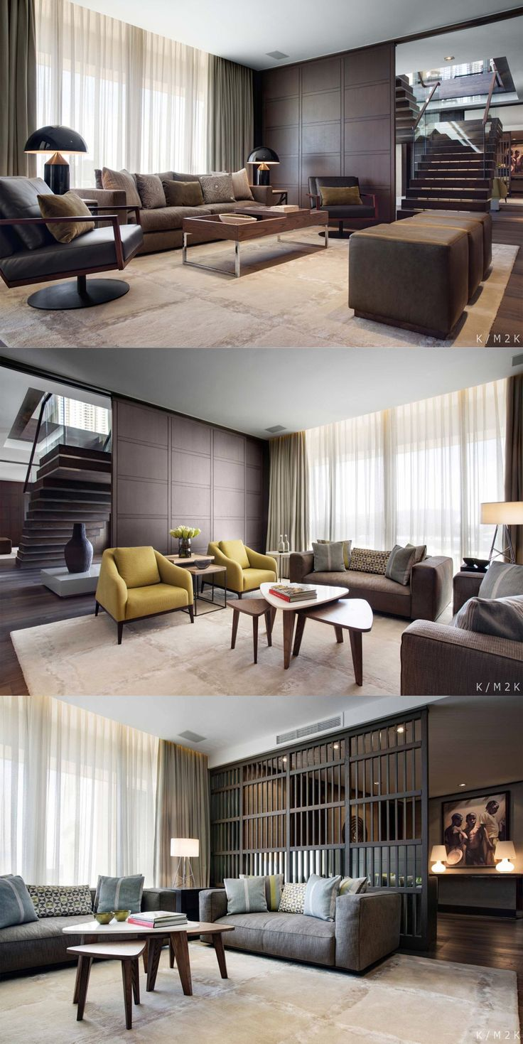 One Hotel, Penthouse Apartment_Living Area_by KM2K