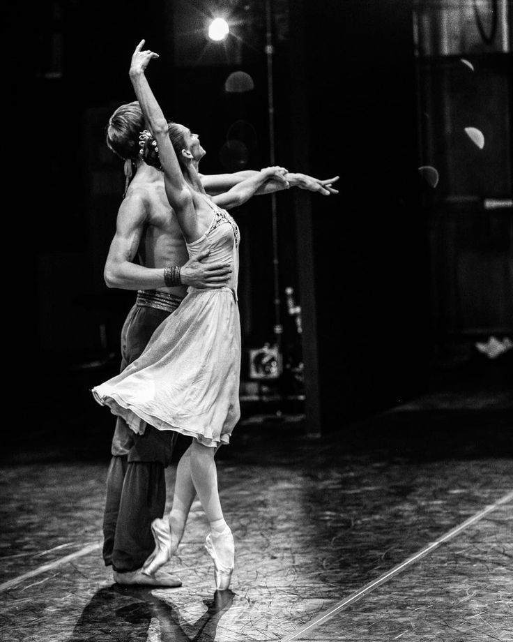 "Polina Semionova Полина Семионова and Dmitry Semionov Дмитрий Семенов, ""Le Corsaire"", Staatsballett Berlin Berlin State Ballet - Photographer Maria-Helena Buckley"