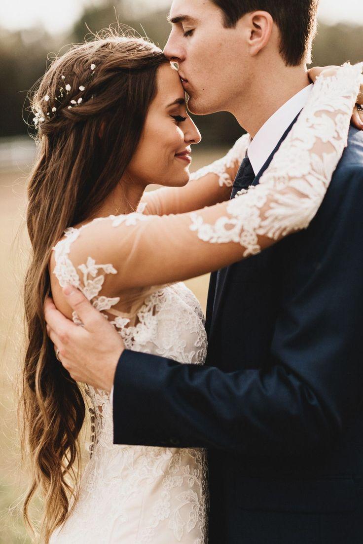 Casamento de Kristin e Marcus John por Noelle Johnson Photography | Pose de idéia …   – Wedding