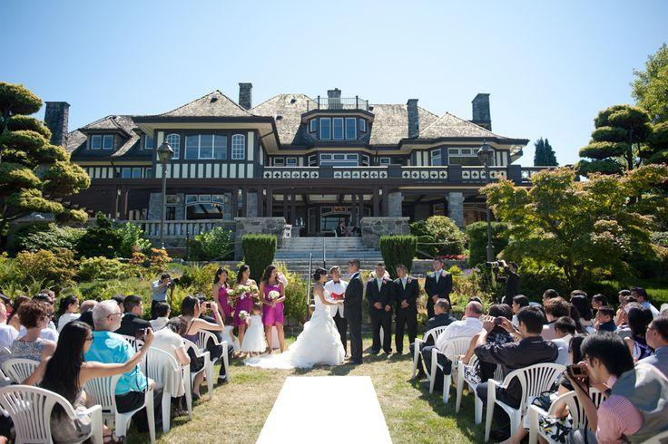 Cecil Green Park House | Vancouver Wedding Venues