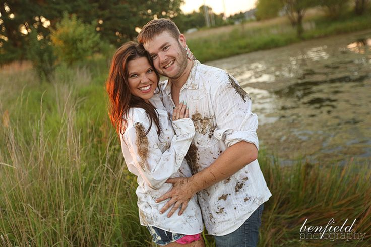 Amy Duggar and Dillon King Staged a Surprisingly Sexy Photo Shoot for Their Engagement—See the Risqué Pics!  Amy Duggar Engagement Photo