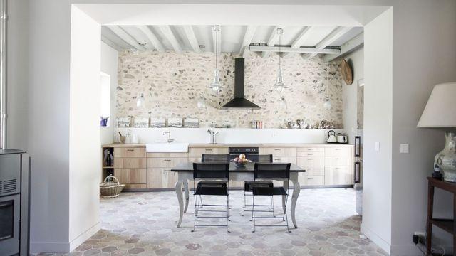 Maison Yvelines : une longère entièrement rénovée - Côté Maison