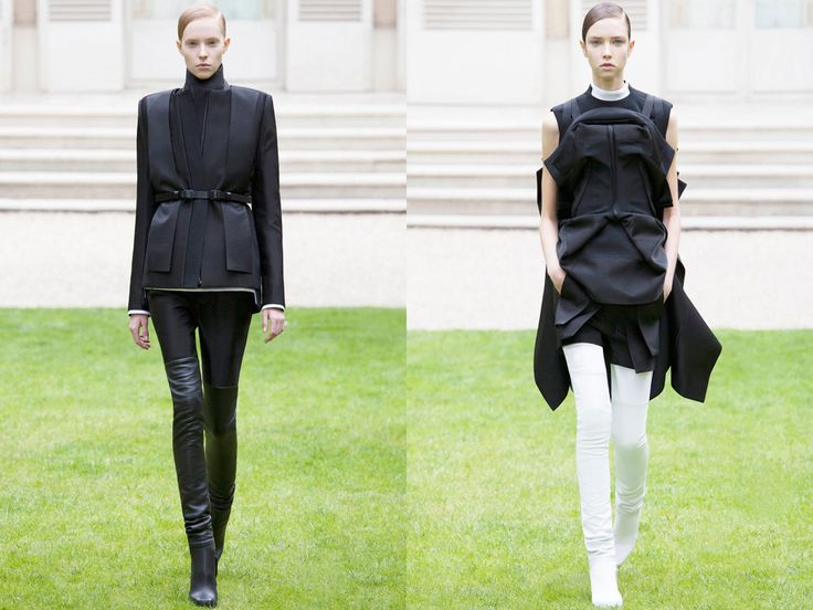 Rad Hourani - A/W 2013 | Paris Haute Couture Fashion Week | In search of the Missing Light