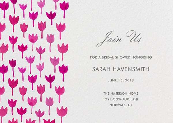 221 best bridal shower invitations images on pinterest beautiful custom wedding invitations from paperless post available online and on paper filmwisefo Images