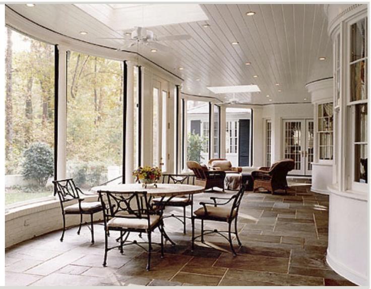 rls construction atlanta serpentine enclosed patio space - Outdoor Enclosed Patio Ideas