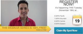 Free Webinar - 21 Ways To Fund Your Business How to raise $500 - $5000 to fund your business