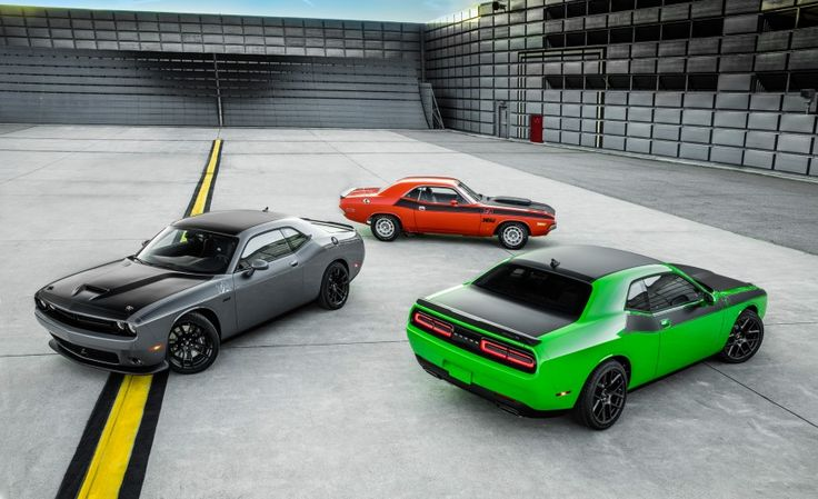 New 2017 Dodge Challenger T/A Is Old School Done Right - Photo Gallery of Car…