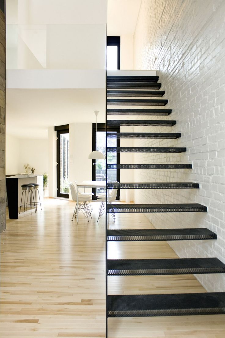 25 Best Ideas About Modern Staircase On Pinterest: Best 25+ Metal Stairs Ideas On Pinterest