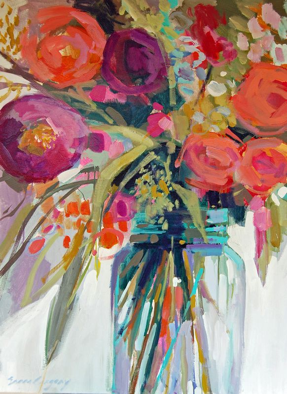 Live this for a crazy, fun bright room. one kings lane prints - paintings by erin fitzhugh gregory