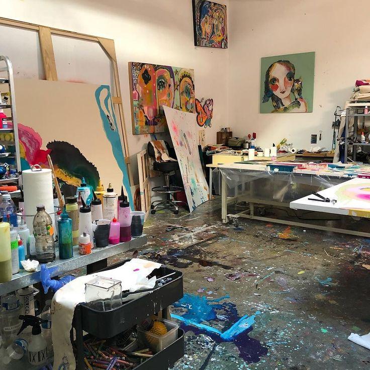 Goodbye Messy Studio...see you next week!