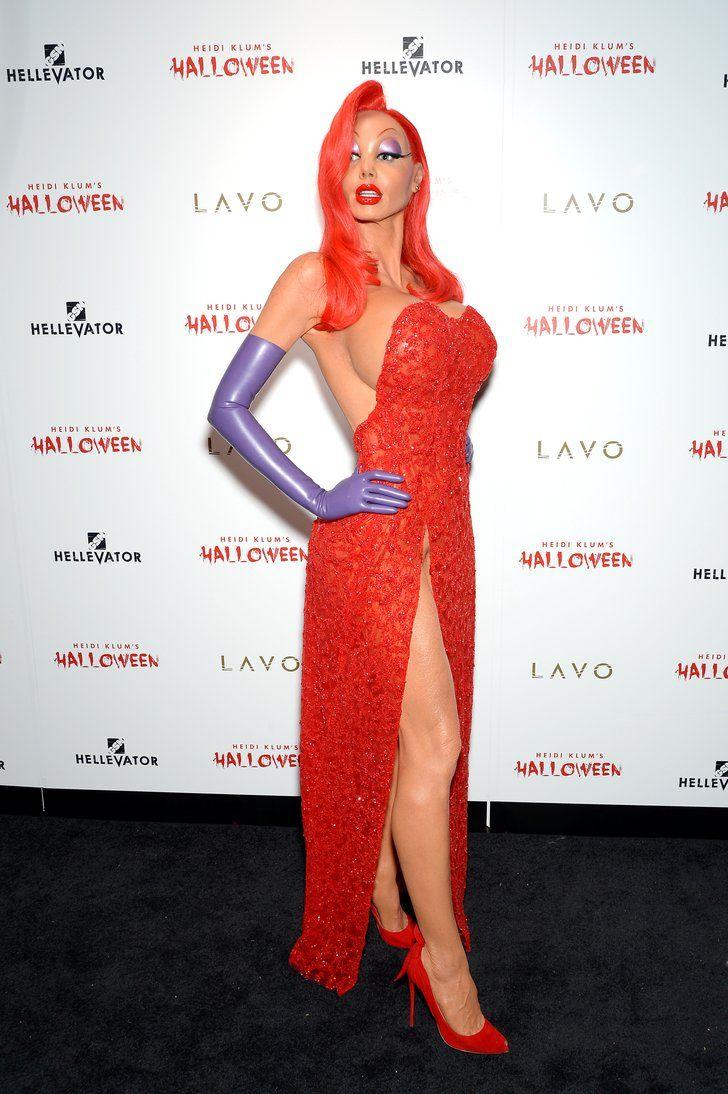Heidi Klum Halloween 2015