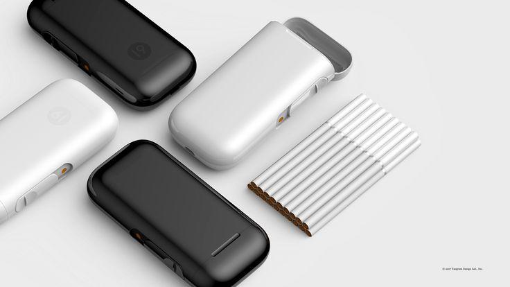19 Cigarette Case on Behance