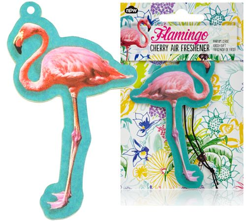 Pink Flamingo Air Freshener