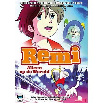 Alleen op de Wereld, Remi, this made me cry so much I was not aloud to see it!