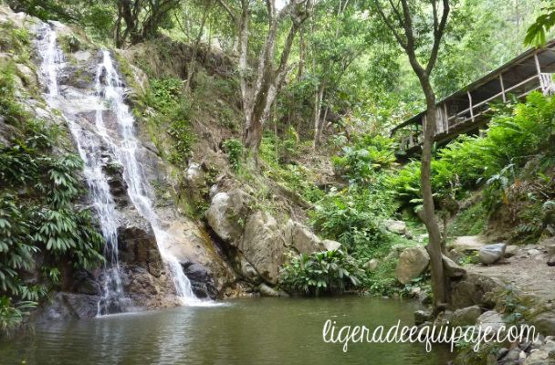 Cascadas de Marinca en #Minca #nature #freedom #Viajar #Colombia #travel