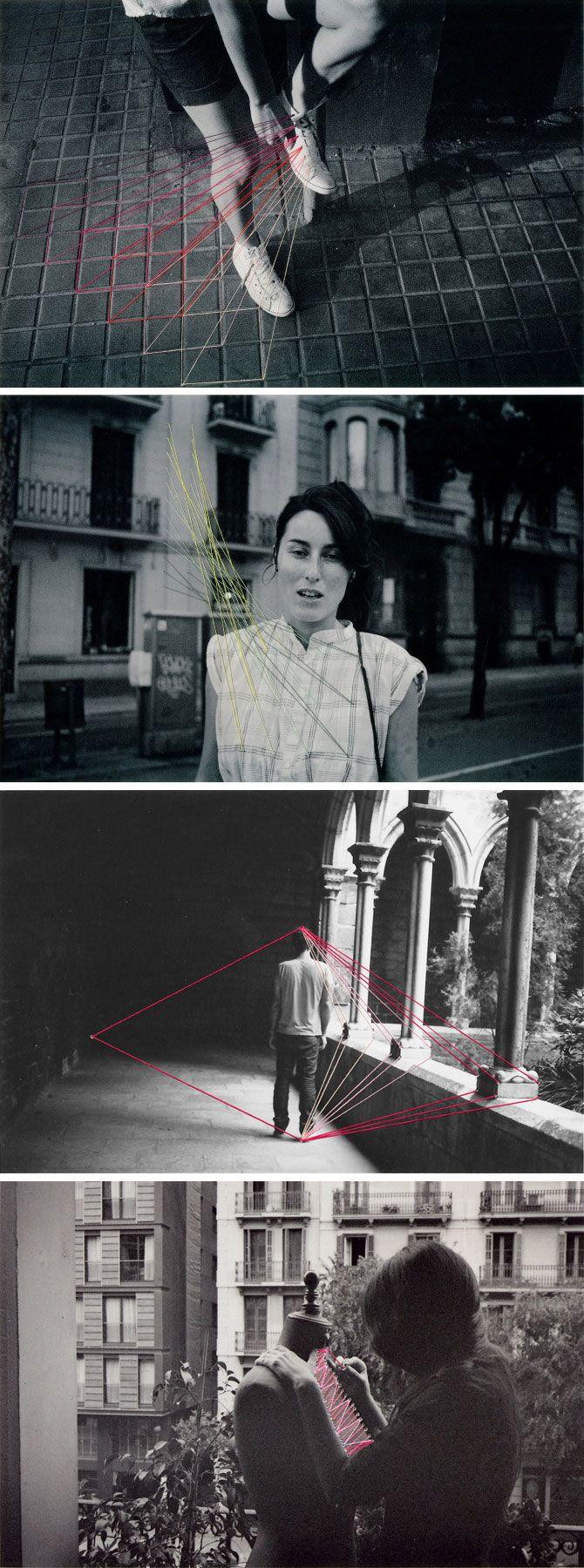 Work by María Aparicio Puentes - Photographs: Claudio A. Troncoso Rojas